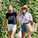 Reese Witherspoon – Out for a walk in Brentwood