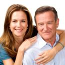Kelly Preston and Robin Williams