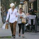 Ashley Benson and Ryan Good in Los Angeles, California (January 23)