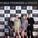 """""""Resident Evil: Afterlife"""" Japan Premiere"""
