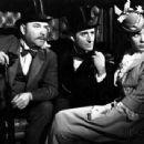 Sherlock Holmes, Basil Rathbone & Ida Lupino