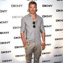 Kellan Lutz, Kate Cassidy, Kevin Jonas and Danielle Jonas all attended the DKNY Sun Soiree, held at The Beach at Dream Downtown in New York City, tonight, July 26