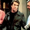Richie, The Fonz & Mr. C - 454 x 303