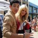 Roshon Fegan and Chelsie Hightower - 388 x 594