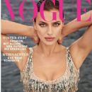 Irina Shayk - Vogue Magazine Cover [Germany] (December 2020)