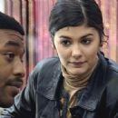 Audrey Tautou and Chiwetel Ejiofor