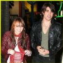 Random photos of Miley Cyrus, Justin Gaston - 300 x 300