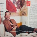 David Niven - TV Guide Magazine Pictorial [United States] (22 February 1958) - 454 x 367