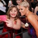 60th Annual GRAMMY Awards - Arrivals - 454 x 325