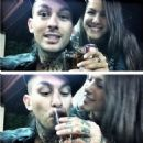 Danky Frenchi and Mike Fuentes (musician) - 454 x 454