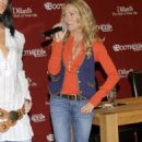 Sheryl Crow Launches Her Denim Label Bootheel Trading Co., 2008-08-26