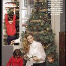 Aracely Arámbula- Hola! Magazine Mexico December 2012 - 454 x 605