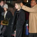 Saoirse Ronan – Seen while night out in New York