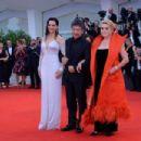 Juliette Binoche attending the Opening ceremony of the 76th Venice Internatinal Film Festival - 454 x 303