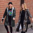 Chloe Moretz and Zoey Deutch – Out in Beverly Hills 1/5/ 2017