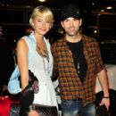Jay Khan and Lena Gercke - 414 x 594