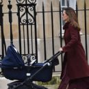 Pippa Middleton – Walking on the old Brompton road near earls court in London - 454 x 629