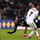 'If you play like that don't complain if you take some knocks': Neymar a huge doubt for Champions League clash with Manchester United as PSG confirm similar foot injury that nearly ruled him out of World Cup... but Strasbourg show no remorse - 454 x 282