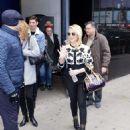 Kellie Pickler – Leaving 'Good Morning America' in NYC - 454 x 601