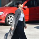 Minka Kelly – Out and about in Los Angeles