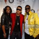 Puff Daddy and Kim Porter - 454 x 303