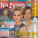 Malgorzata Kozuchowska - Na żywo Magazine Cover [Poland] (17 March 2016)