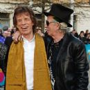 The Rolling Stones: Exhibitionism' - Private View - Saatchi Gallery on April 4, 2016 in London, England - 306 x 381