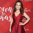 Lacey Chabert – 'Christmas at Holly Lodge' Screening in LA - 454 x 622