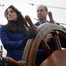 Catherine, Duchess of Cambridge, Prince William Windsor visit Dundee on October 23, 2015 - 454 x 331