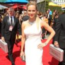 Julie Benz - 62 Annual Primetime Emmy Awards Held At The Nokia Theatre L.A. Live On August 29, 2010 In Los Angeles, California
