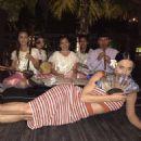 Katy Perry Having Fun In Bangkok
