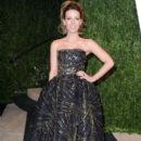 Kate Beckinsale: arrives at the 2013 Vanity Fair Oscar Party hosted by Graydon Carter at Sunset Tower in West Hollywood