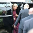 Gwyneth Paltrow – Arriving to her black tie event in Los Angeles