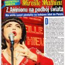 Mireille Mathieu - Nostalgia Magazine Pictorial [Poland] (October 2016) - 454 x 642