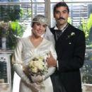 Adriana Ugarte and Alex Garcia