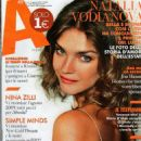 Natalia Vodianova - anna Magazine Cover [Italy] (9 August 2012)