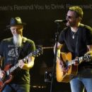 Singer/Songwriter Eric Church opens the new Ascend Amphitheater with the first of two sold out solo shows on July 30, 2015 in Nashville, Tennessee