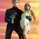 Marisa Mell and John Phillip Law