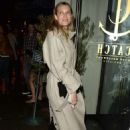 Sara Foster at Catch Restaurant in Los Angeles