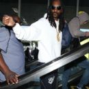 Snoop Dogg is seen at LAX on March 31, 2016 - 400 x 600