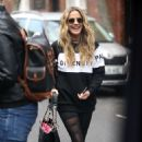 Caroline Flack – Out in Mayfield - 454 x 664