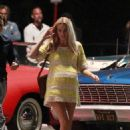 Margot Robbie – Filming 'Once Upon a Time in Hollywood' in LA