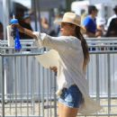 Halle Berry – Arrives at the Malibu Chili Cookoff in Malibu