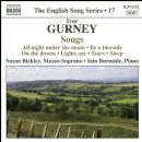 John Davidson - Gurney, I.: Songs (English Song, Vol. 19)