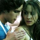 Troian Bellisario and Diego Gonzalez