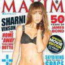 Sharni Vinson - 440 x 600