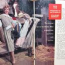 Nan Leslie - TV Guide Magazine Pictorial [United States] (6 September 1958) - 454 x 349