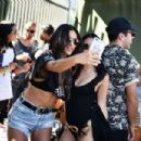 Shay Mitchell – Blonde Salad x Revolve Pool Party in Palm Springs - 454 x 303