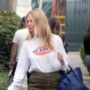 Gwyneth Paltrow – Leaves a business meeting in LA - 454 x 654