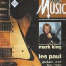 Making Music Magazine Cover [United States] (April 1989)